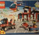 Review:6478 Fire Station