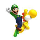 NSMBW Artwork Luigi &amp; Yoshi.jpg