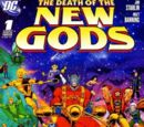 Death of the New Gods Vol 1 1