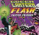 Green Lantern/Flash: Faster Friends/Covers