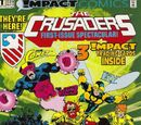 Crusaders Vol 1 1