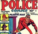 Police Comics Vol 1 5