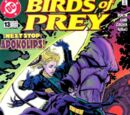 Birds of Prey Vol 1 13