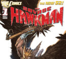 Savage Hawkman/Covers