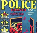 Police Comics Vol 1 6