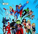 Justice League (Earth-Teen Titans)