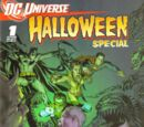 DC Universe Halloween Special Vol 1 1