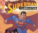 Superman: Birthright/Covers