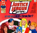 Justice League Europe Annual Vol 1 2