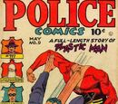Police Comics Vol 1 9