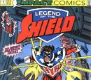 Legend of the Shield Vol 1 1