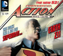 Action Comics Vol 2 9