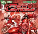 Red Lanterns Vol 1 1