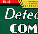 Detective Comics Vol 1 28