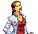 Penelope Young (Arkhamverse)/Images