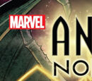 Annihilation: The Nova Corps Files Vol 1