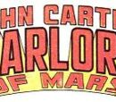 John Carter Warlord of Mars Vol 1
