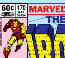 Iron Man Vol 1 170