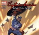 Captain America - What Price Glory? Vol 1