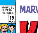 Marvel Super-Heroes Vol 1 19