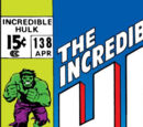 Incredible Hulk Vol 1 138