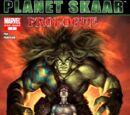 Planet Skaar Prologue Vol 1