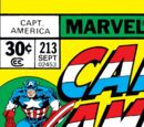 Captain America Vol 1 213