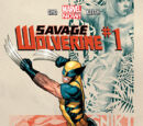 Savage Wolverine Vol 1 1
