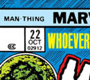 Man-Thing Vol 1 22