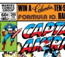 Captain America Vol 1 266