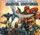 Official Handbook of the Marvel Universe A-Z HC Vol 1 1