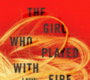 The Girl Who Played with Fire (book)