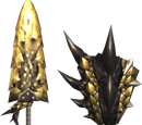 Golden Falchion
