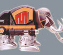 Mastodon Dinozord