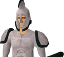 Third-age warrior armour