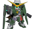 Gundam Dynames (GN Full Shield)