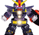 Psycho Gundam (Megaparticle Cannon)