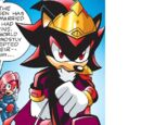 Shadow the Hedgehog (Mobius: X Years Later)