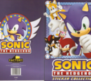 Sonic Sticker Collection