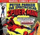 Peter Parker, The Spectacular Spider-Man (Volume 1)