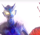 Ultraman Zero ghosts