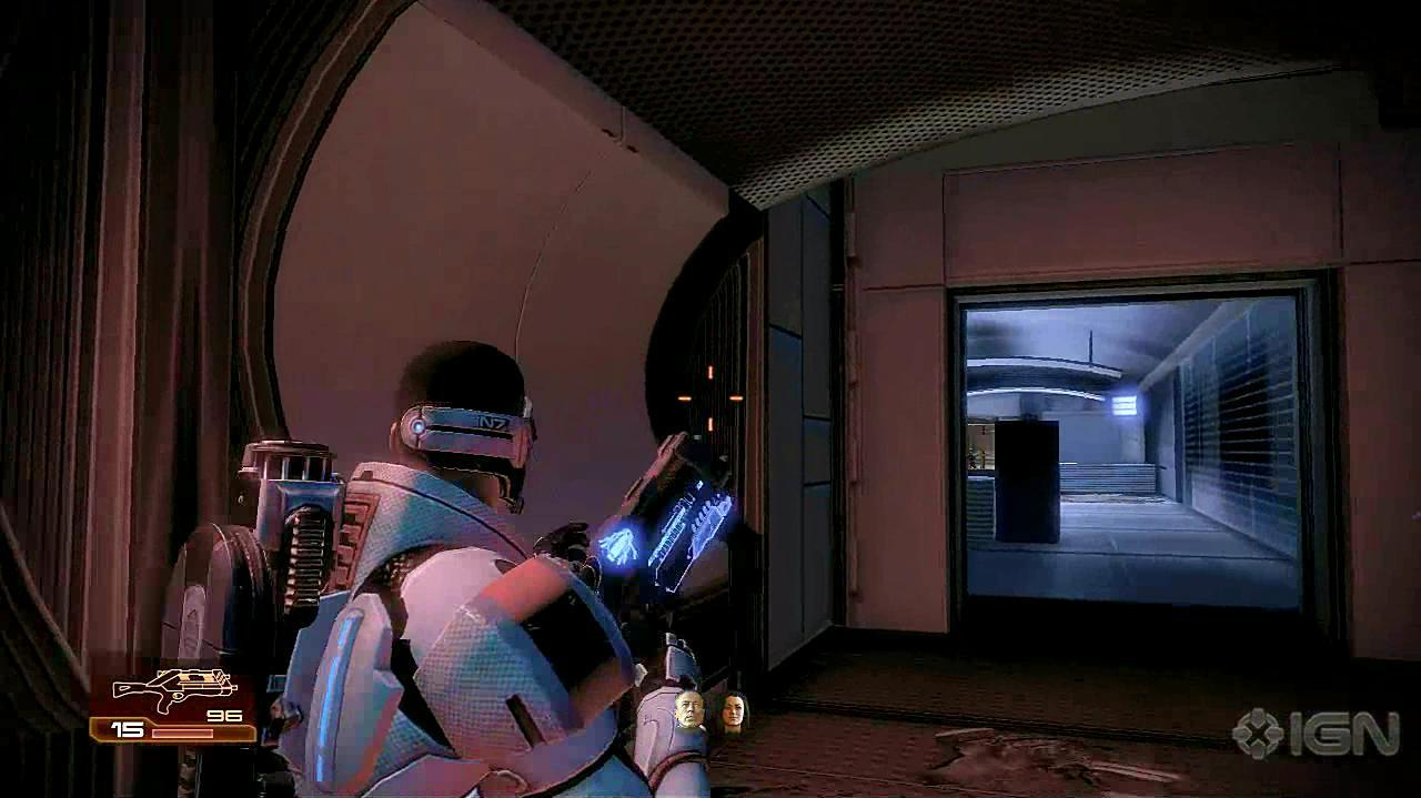 Mass Effect 2 - Dossier The Assassin – Robot Dogs Walkthrough