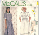 McCall's 9434 B