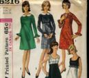 Simplicity 6216
