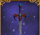 Firewinter's Ice Spark Blade
