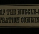 Head of the Muggle-Born Registration Commission