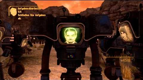 Fallout New Vegas Good Ending of Mr House (HD German)