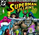 Superman Villains Secret Files and Origins Vol 1 1