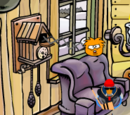 Ced1214/Orange Puffle spotted in the Box Dimension!