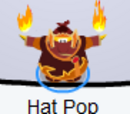 Hat Pop/Fire Ninja Suit: New graphics